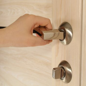 puertas de aluminio Manresa